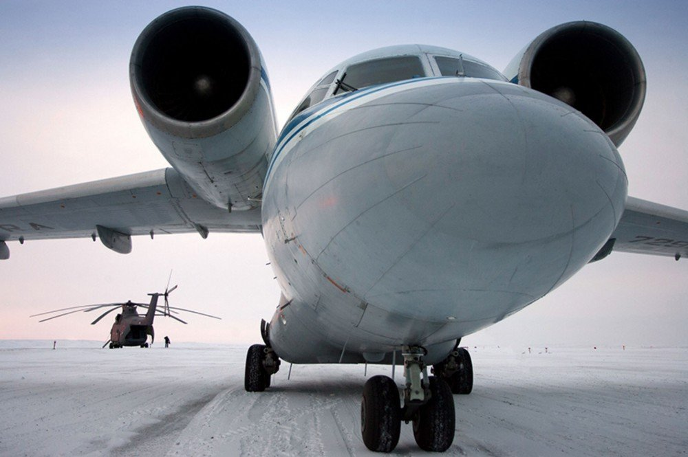 New Arctic airfields expand Russian reach across the region