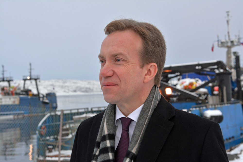 Brende: Law of the Sea and International Law is the 'Constitution' of the Arctic