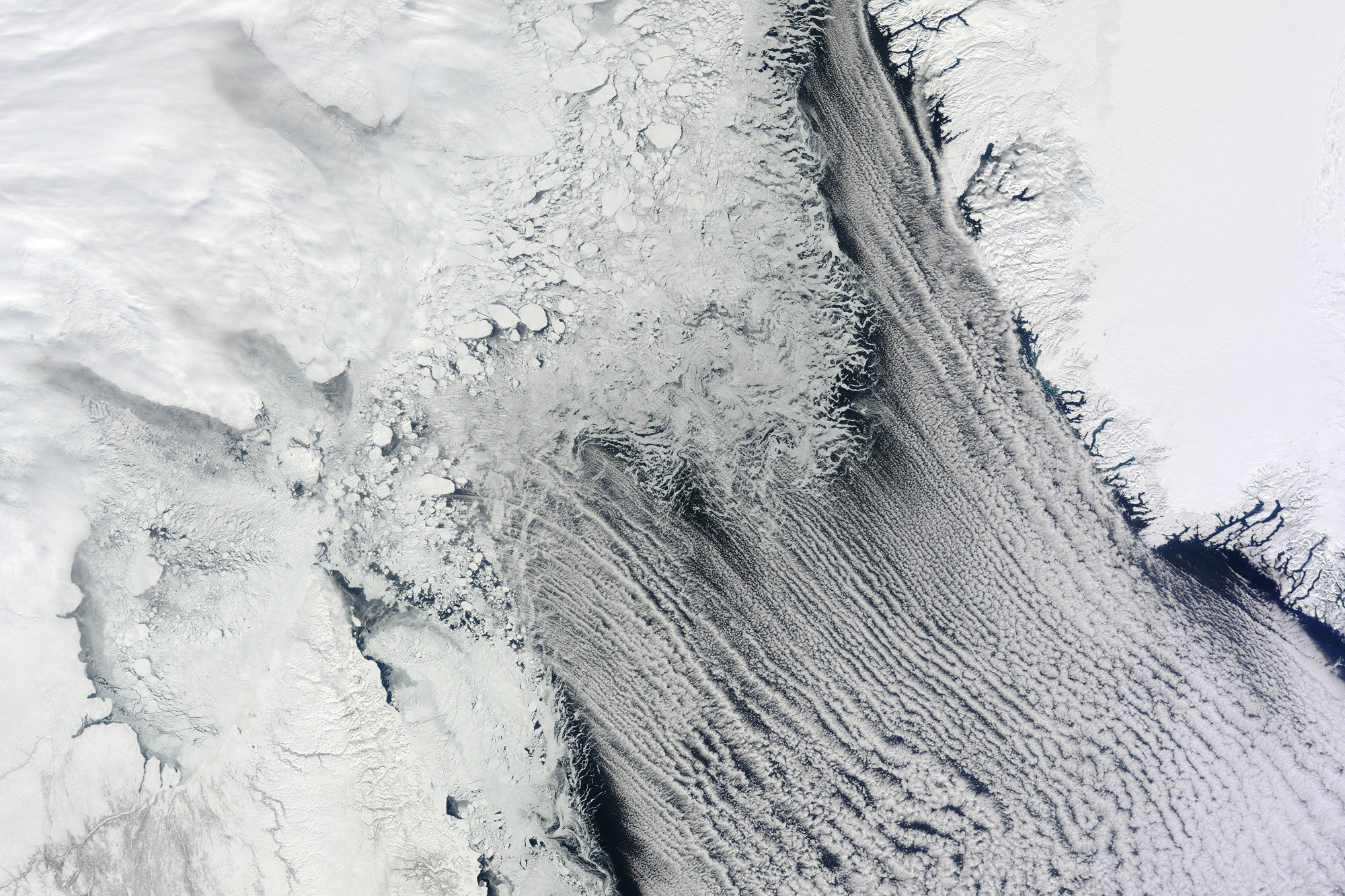 Arctic clouds are more vulnerable to pollution than once thought