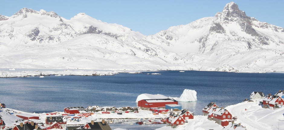 The East Greenland village of Tasiilaq suffered two suicides in early January. (The Arctic Journal)