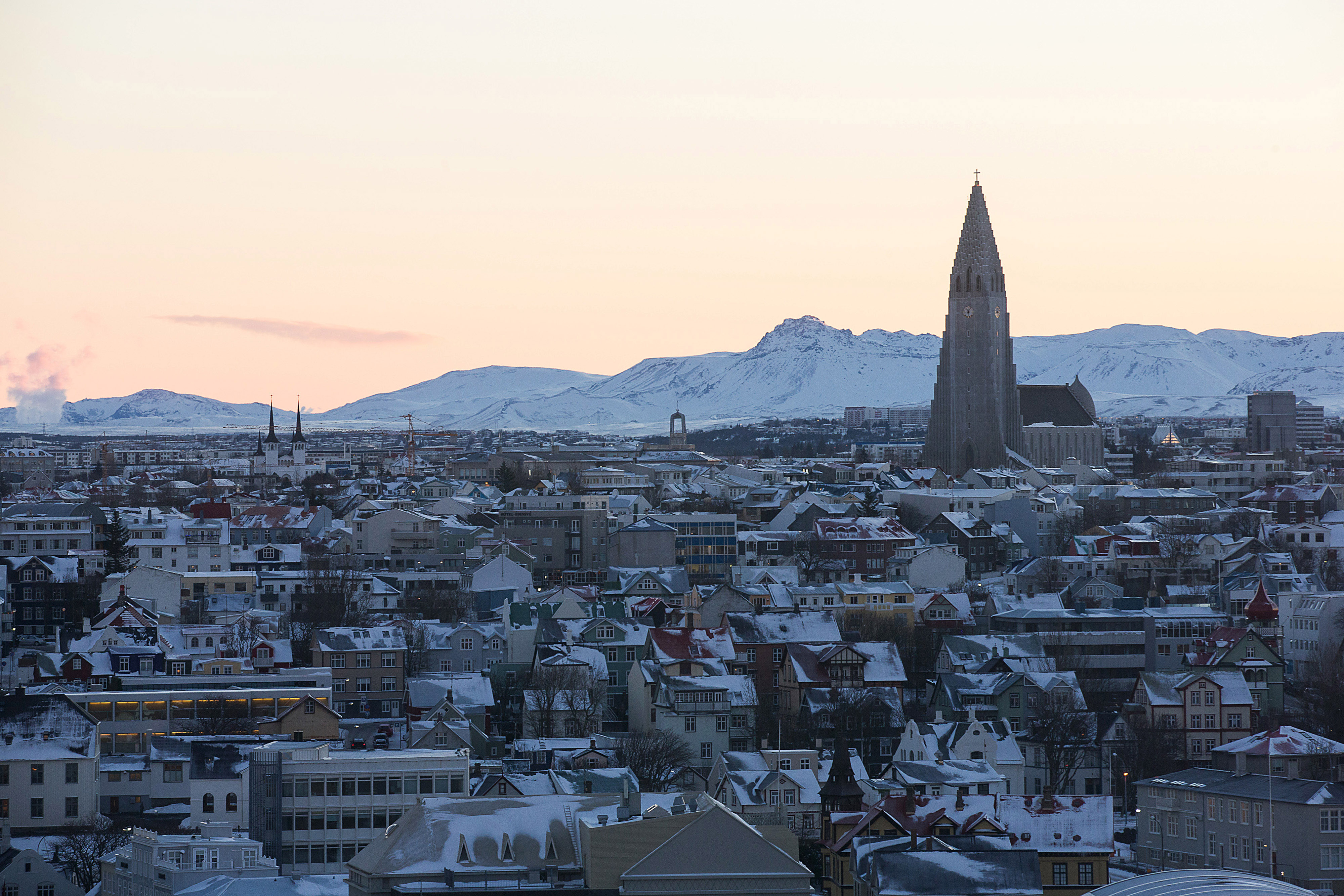 In Iceland, little interest in European Union membership