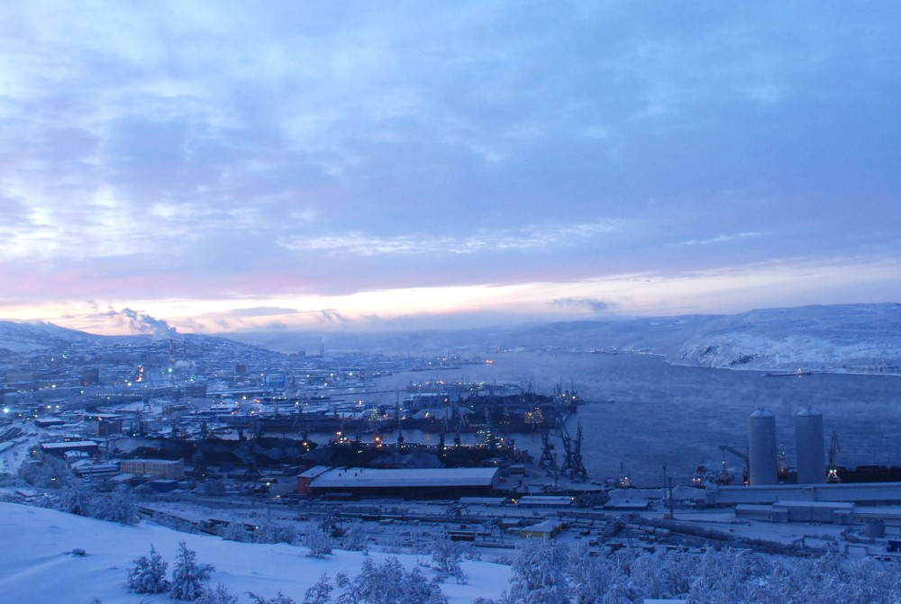 Russian Arctic ports have best year ever