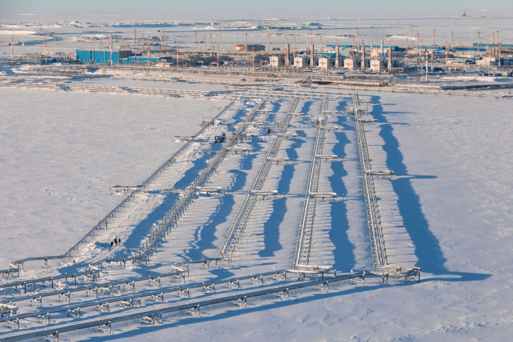 Gazprom prepares for Arctic drilling in new Yamal projects