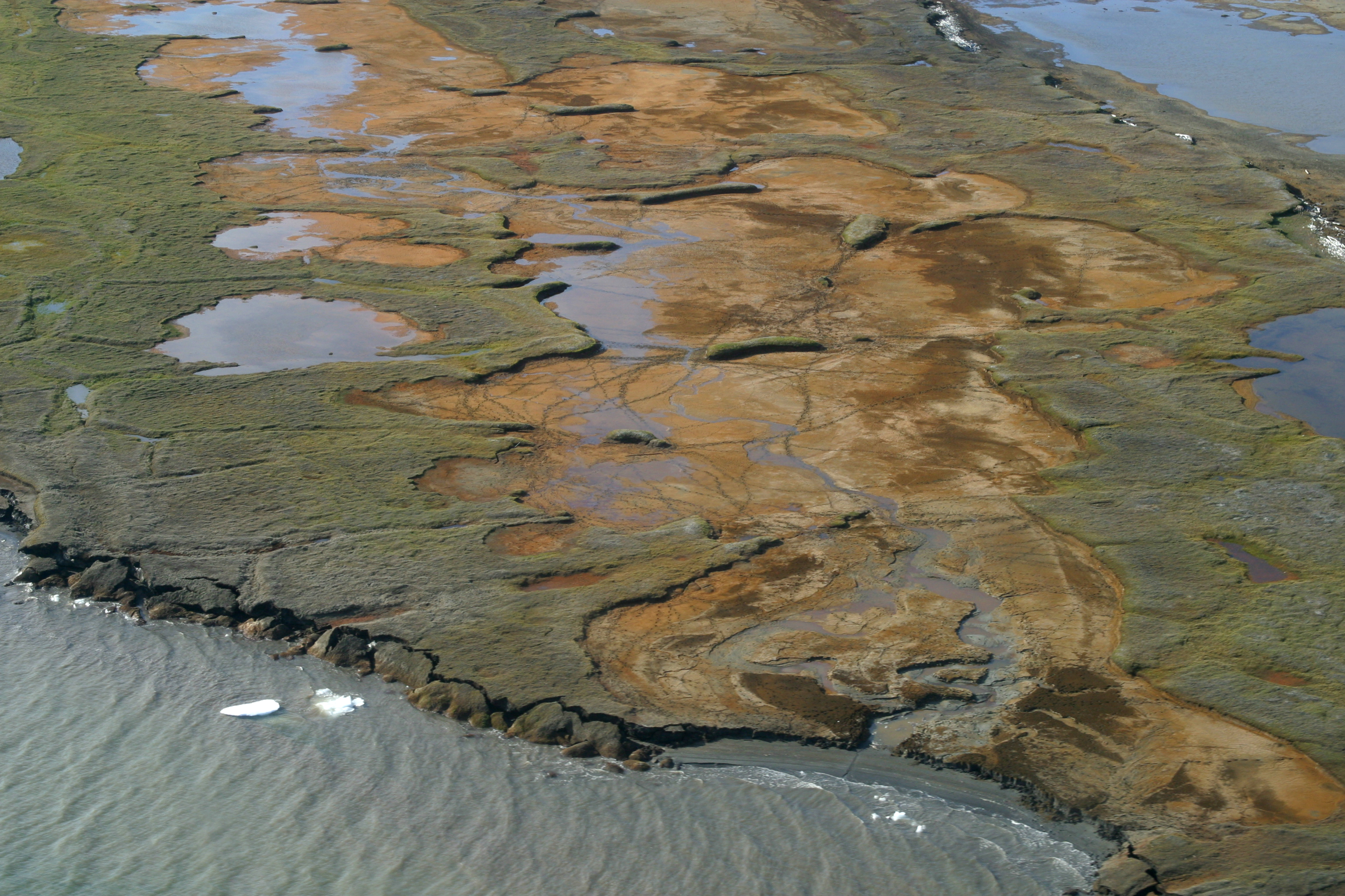 Drones are changing how Canadian scientists monitor Arctic climate change