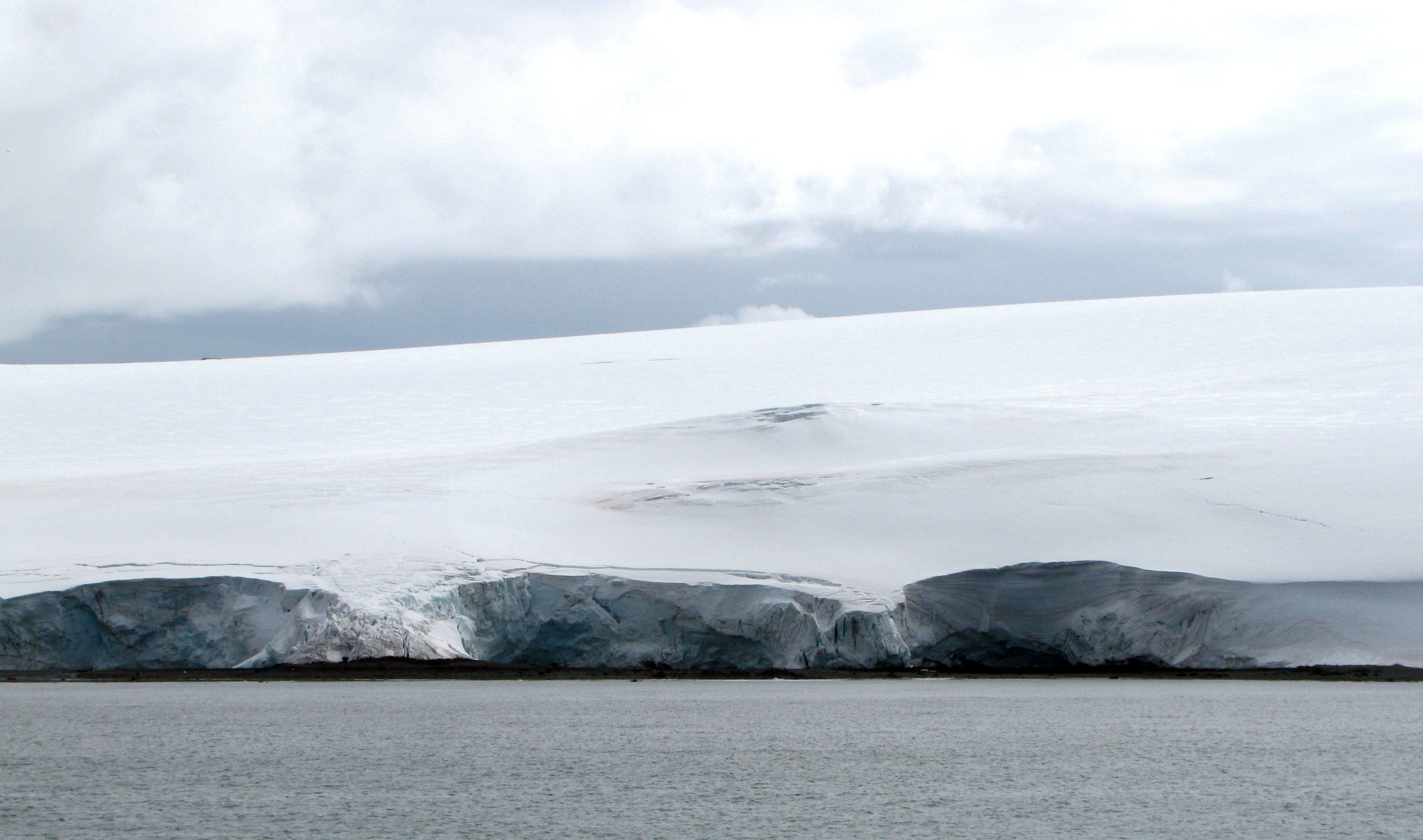 Sea ice around Antarctica hits record low, preliminary US data show