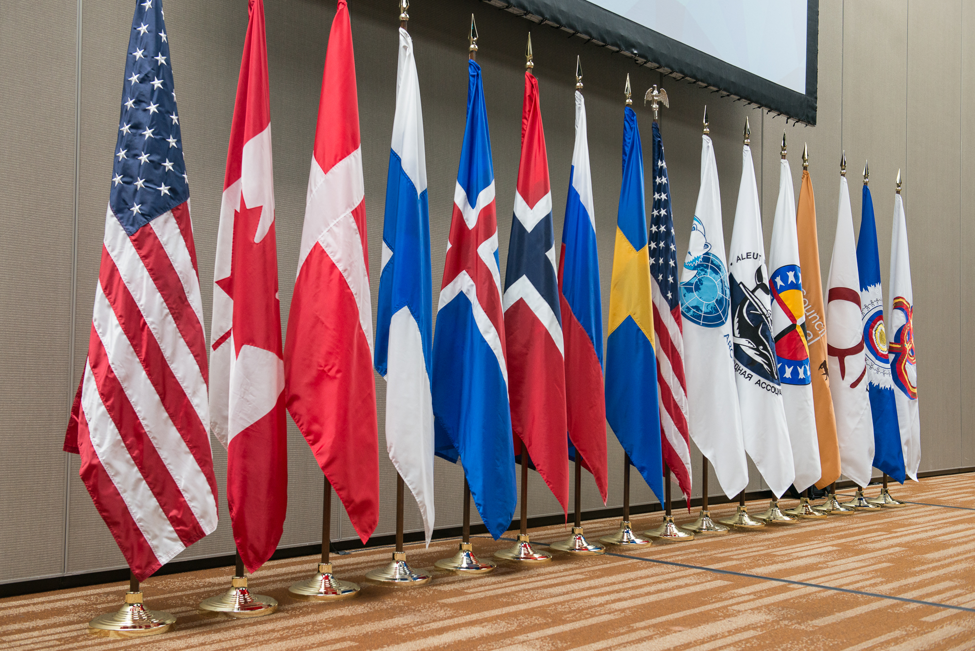 Continued disagreements over climate change appear likely to kill an Arctic Council joint declaration