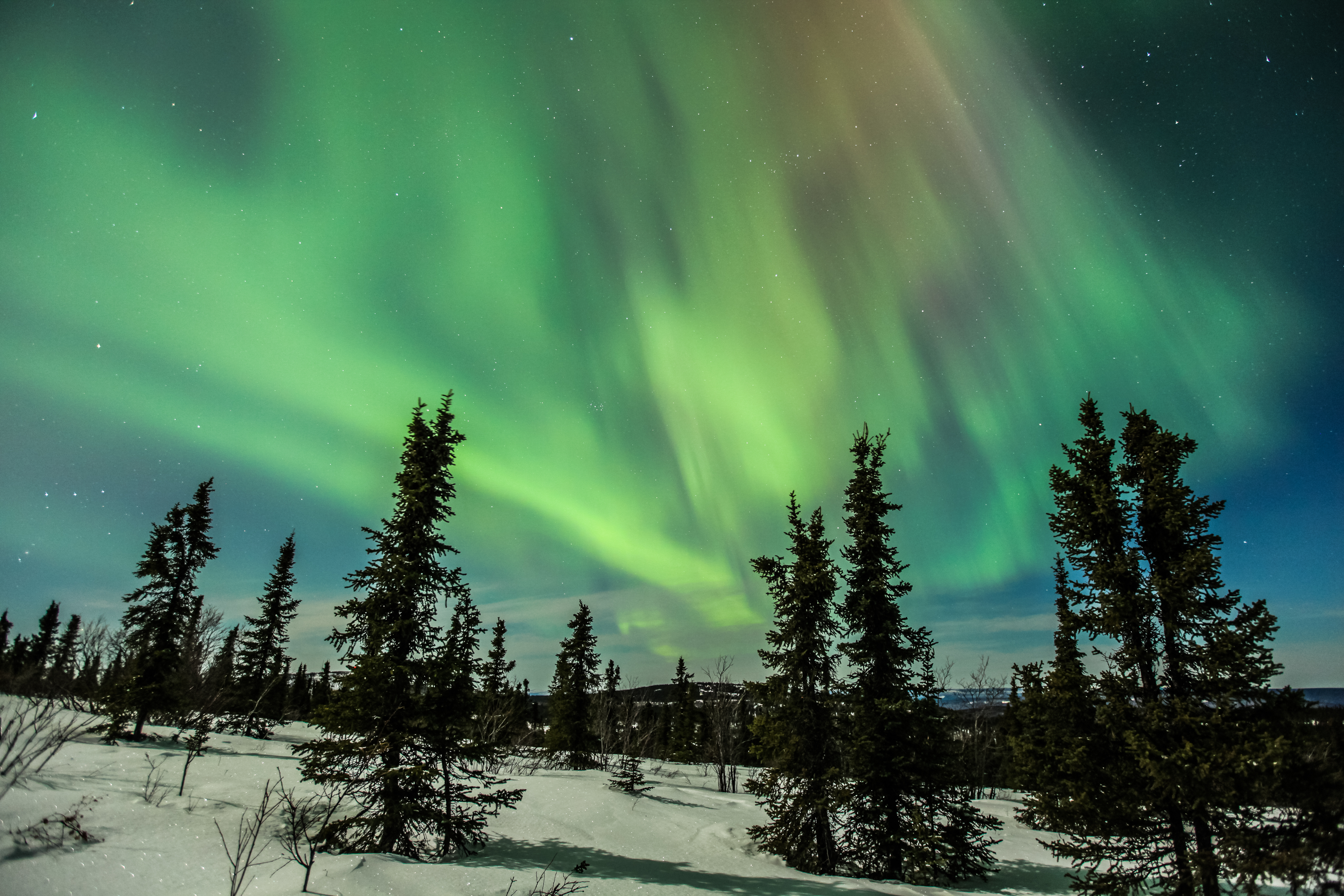 Northern lights could be headed toward a 400-year low