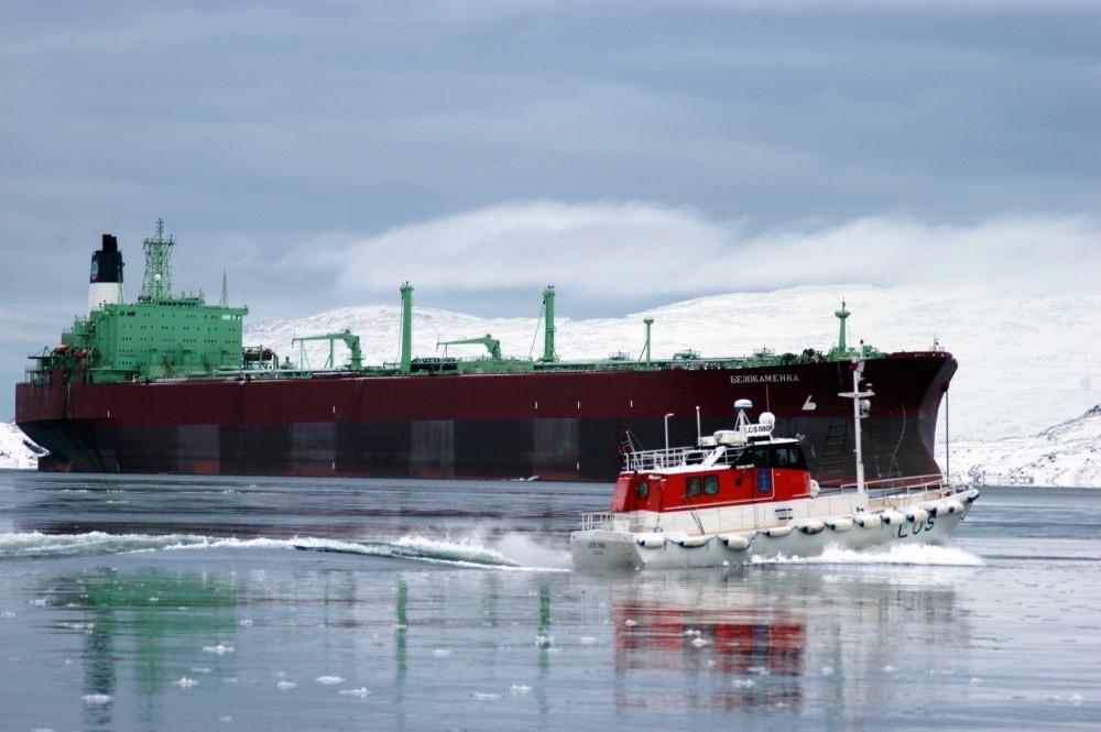 EU wants ban on heavy fuel in Arctic