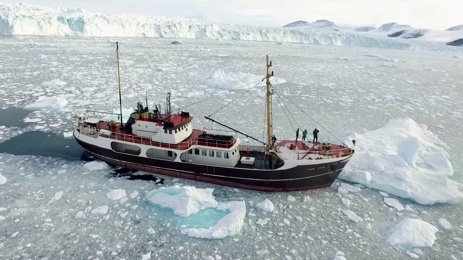 NASA took on an unprecedented study of Greenland's melting. Now, the data are coming in.