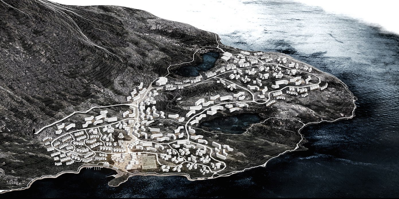 A strategy to double Nuuk's population begins with a new housing district