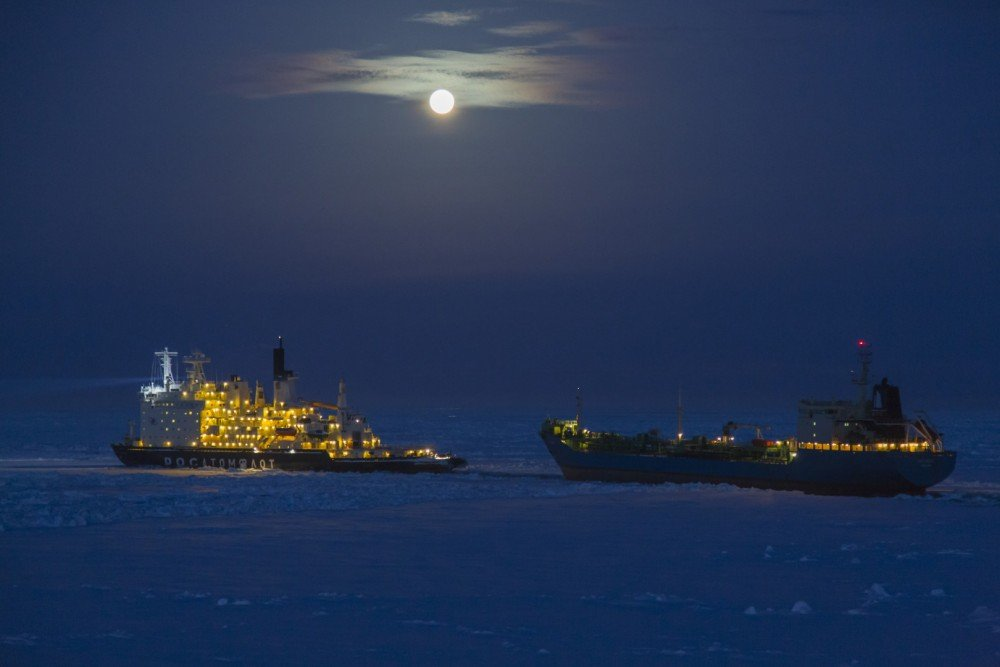 Russia's Zvezda yard, Rosneft and Rosmorport reach new icebreaker deal