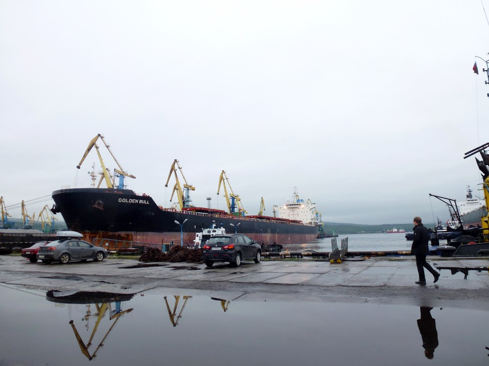 2016 deal puts a value on Murmansk port