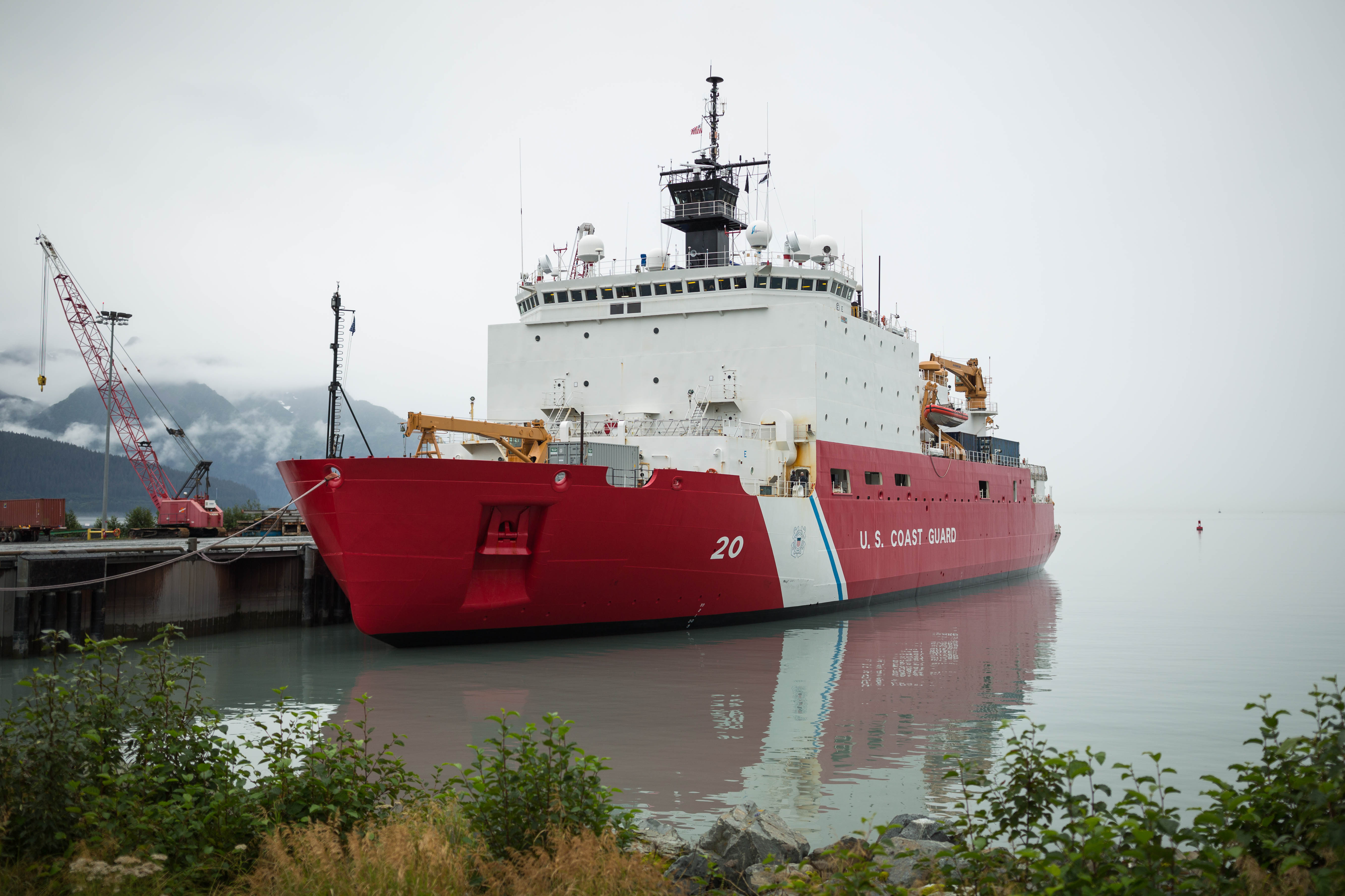 Alaska Senators Murkowski and Sullivan say no to Coast Guard cuts proposed by White House