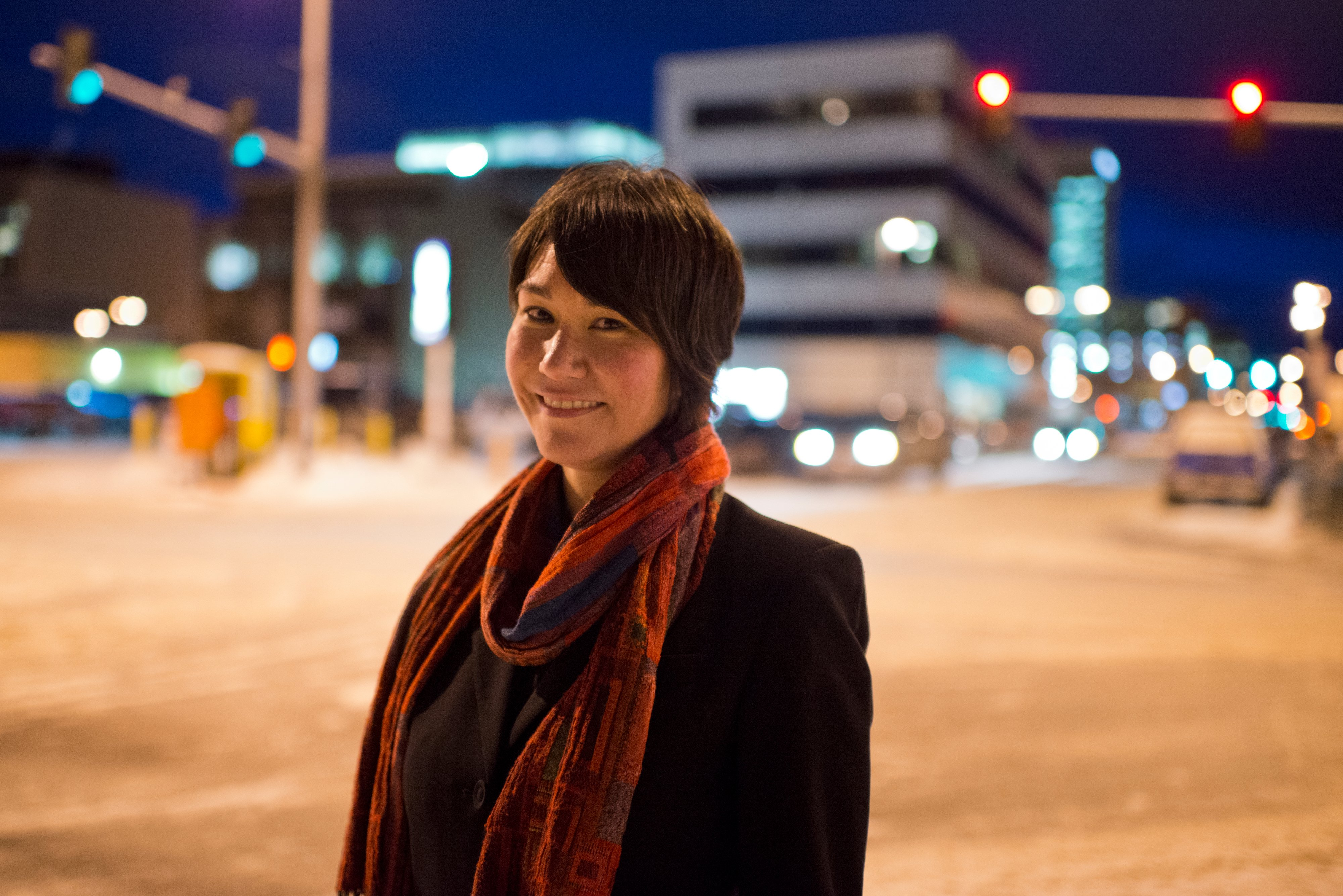 New book from an Alaska Native poet is a lyrical, forceful look at a changing culture
