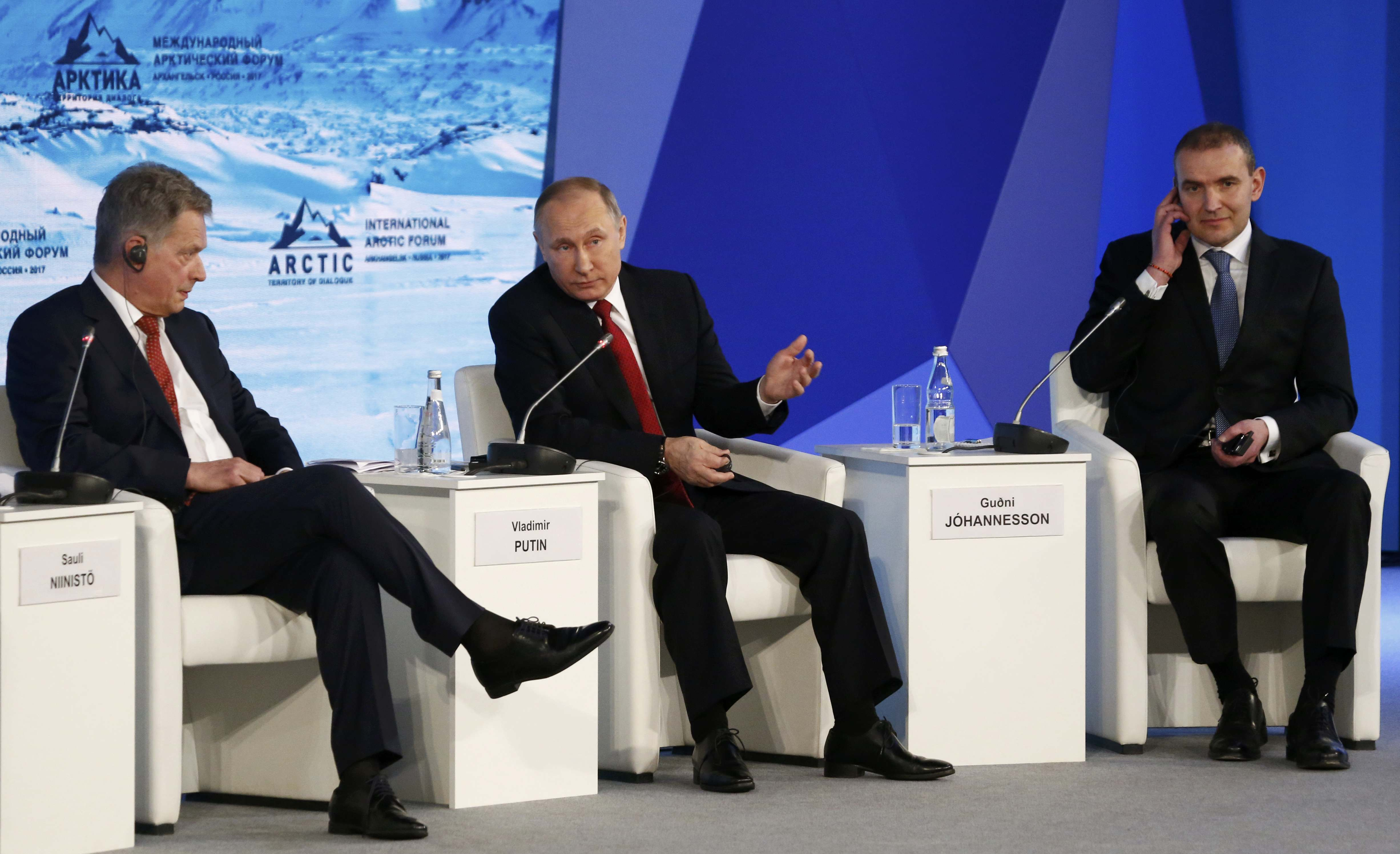 The Arctic remains a bright point in the sometimes bumpy relations between Russia and the Nordic states