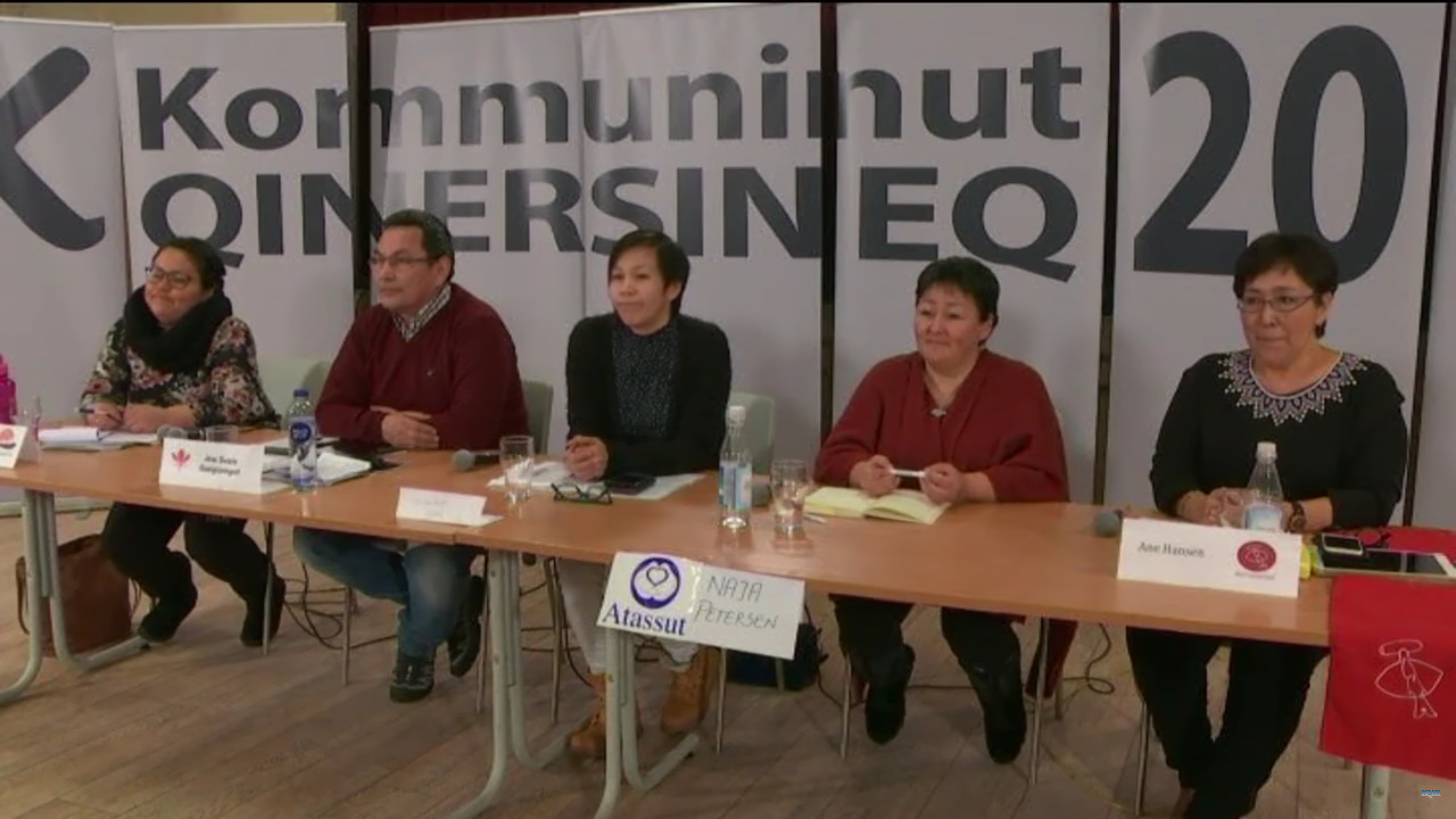 In the run-up to local elections in Greenland, one language is winning by a landslide