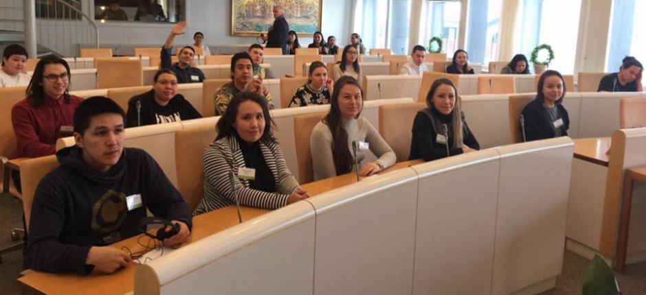 Young Greenlanders are in no rush for their country to gain its independence