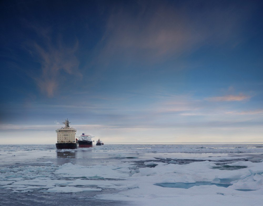 Despite potential, shipments from Europe to Asia transiting the Northern Sea Route remain rare