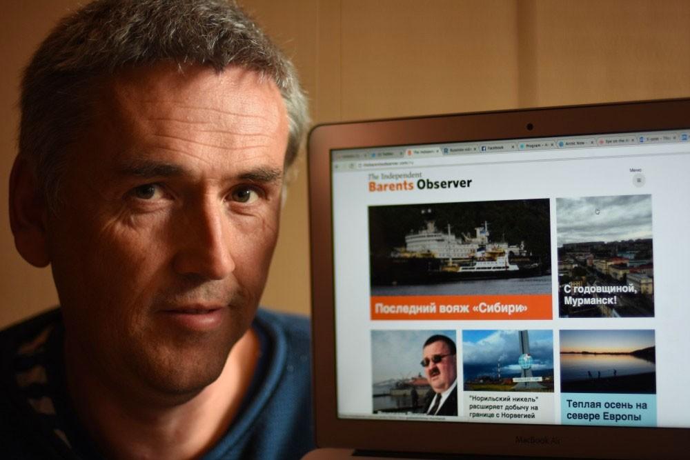 Norwegian Arctic journalist barred from Russia