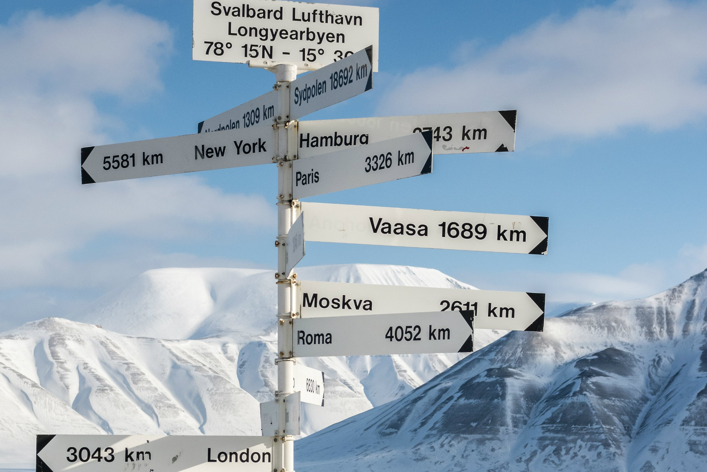 The Svalbard Treaty faces new challenges