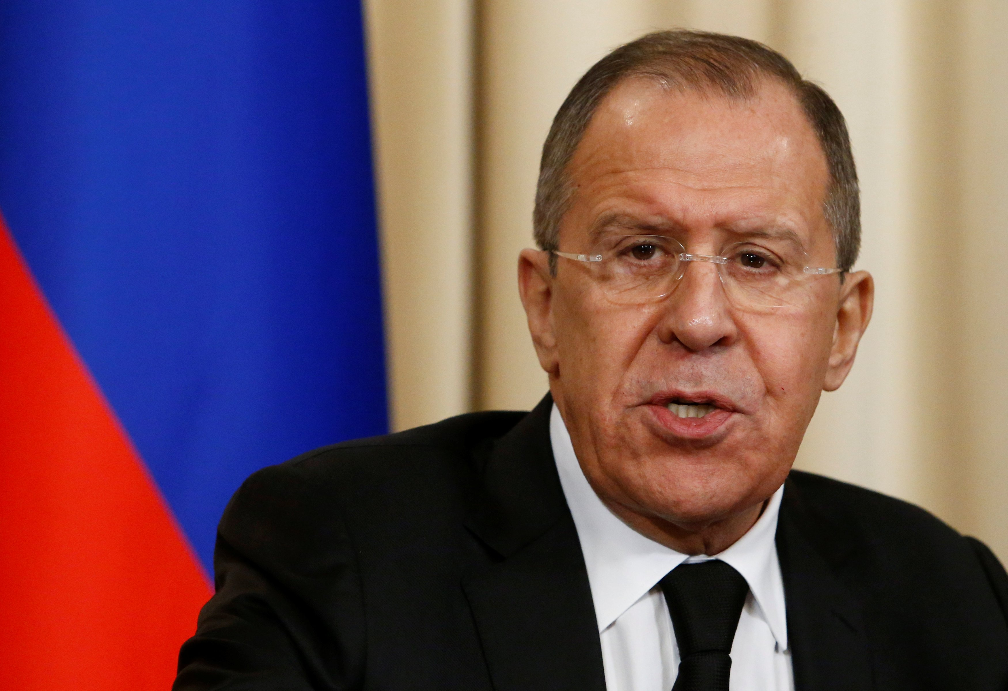 Russia's Lavrov heads to Finland, Alaska for Arctic talks