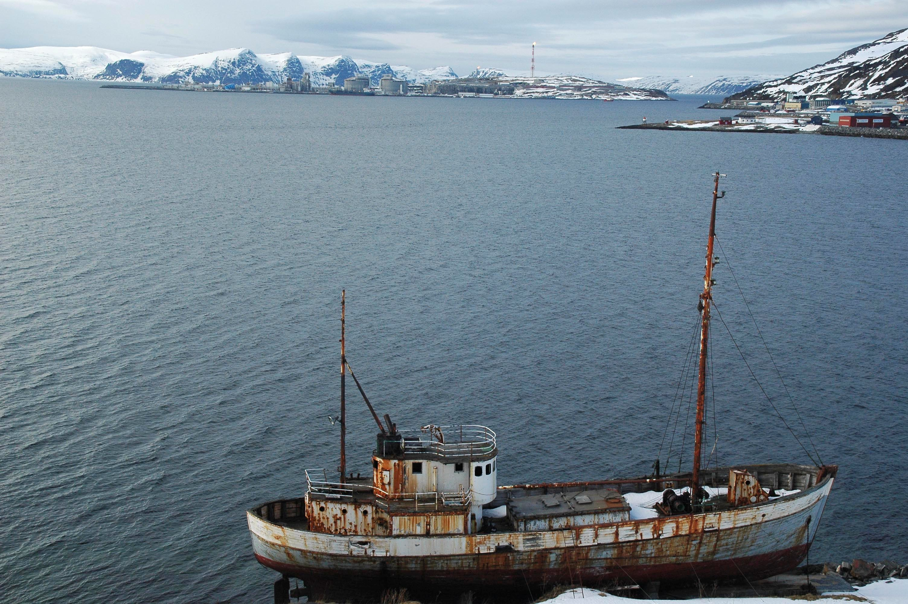 Oil experts eye 'significant resources' in Barents Sea along Norway-Russia border
