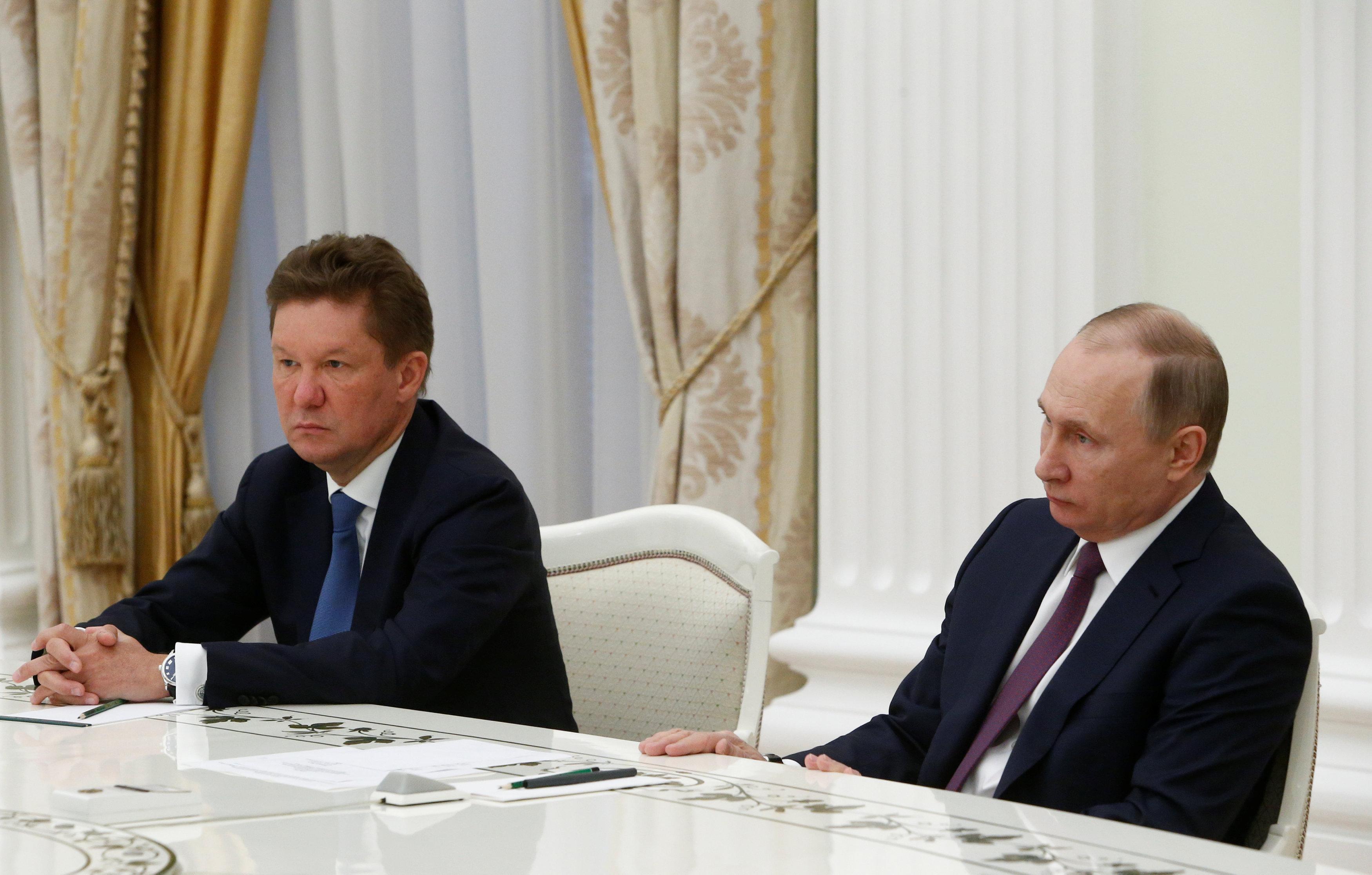 Gazprom hints it might share Yamal gas with Novatek