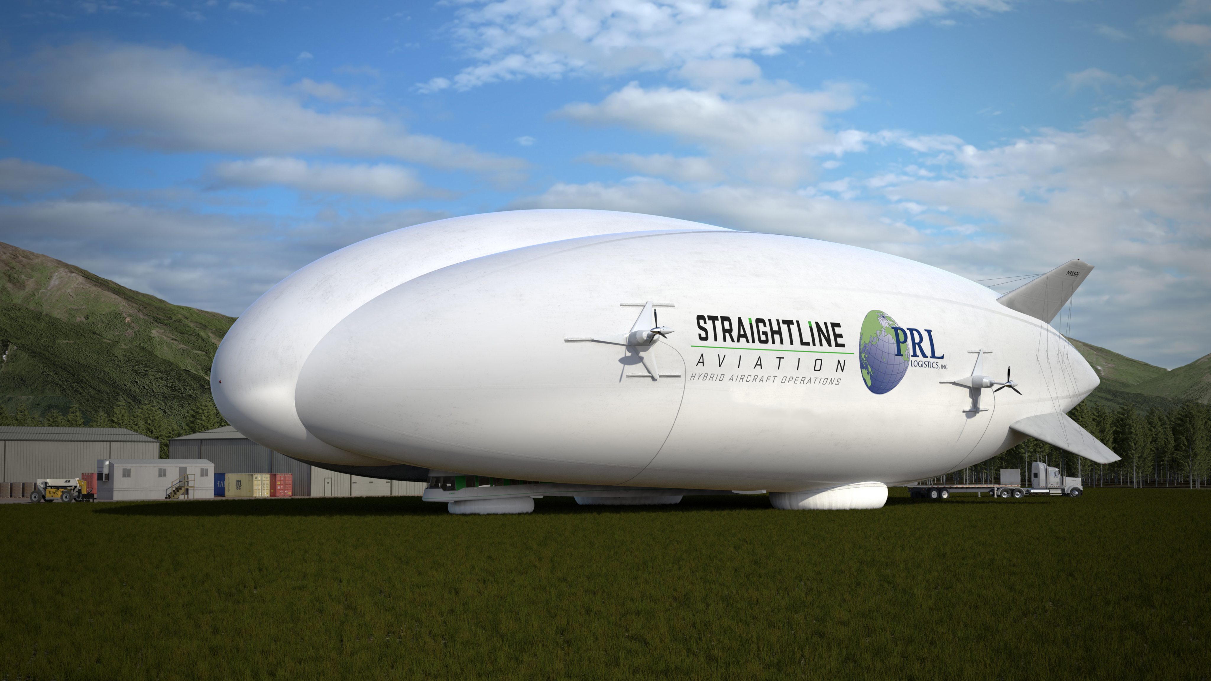 Lockheed Martin: Cargo airship on track for Alaska delivery in 2019