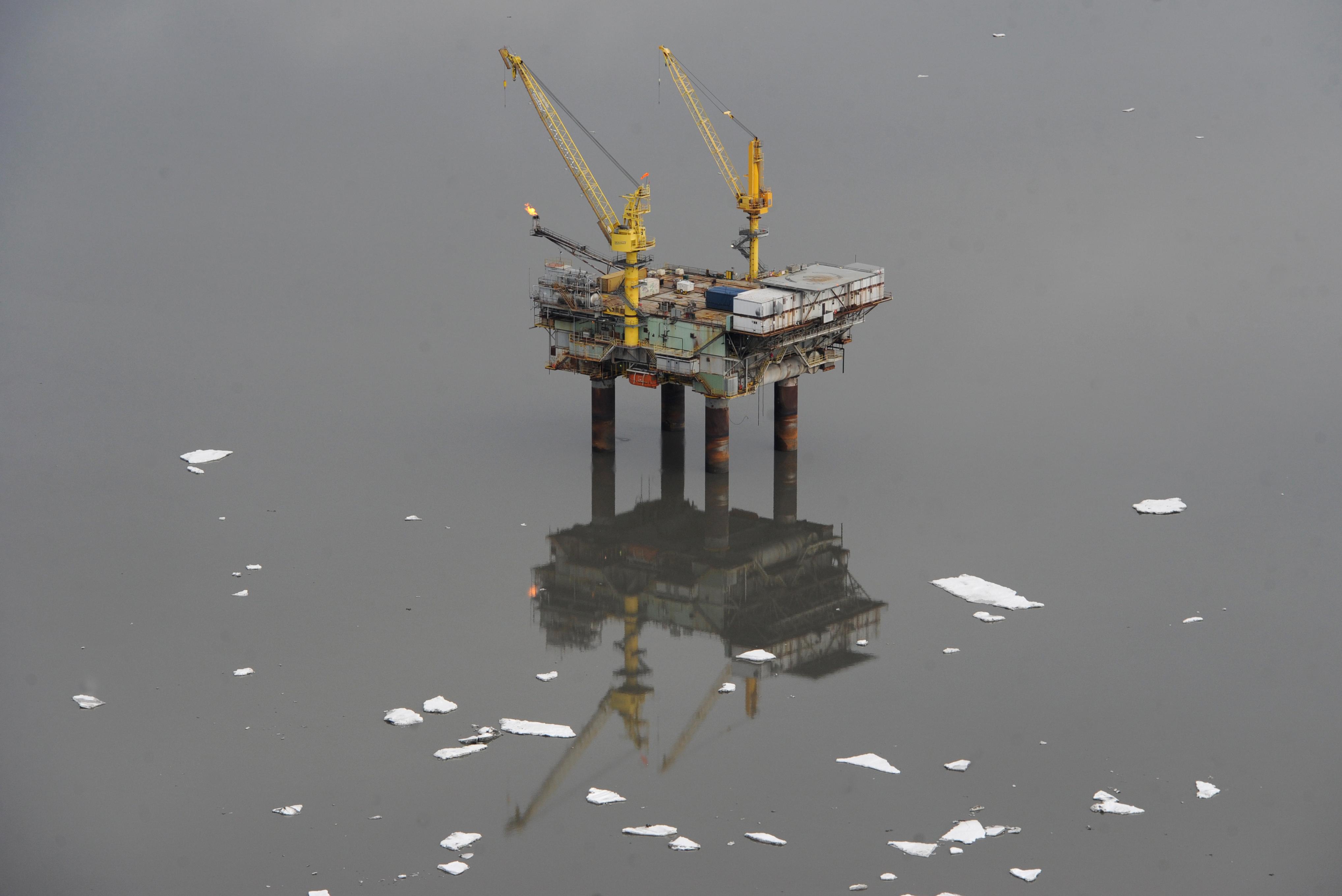 Hilcorp's Cook Inlet leaks underscore Arctic risks