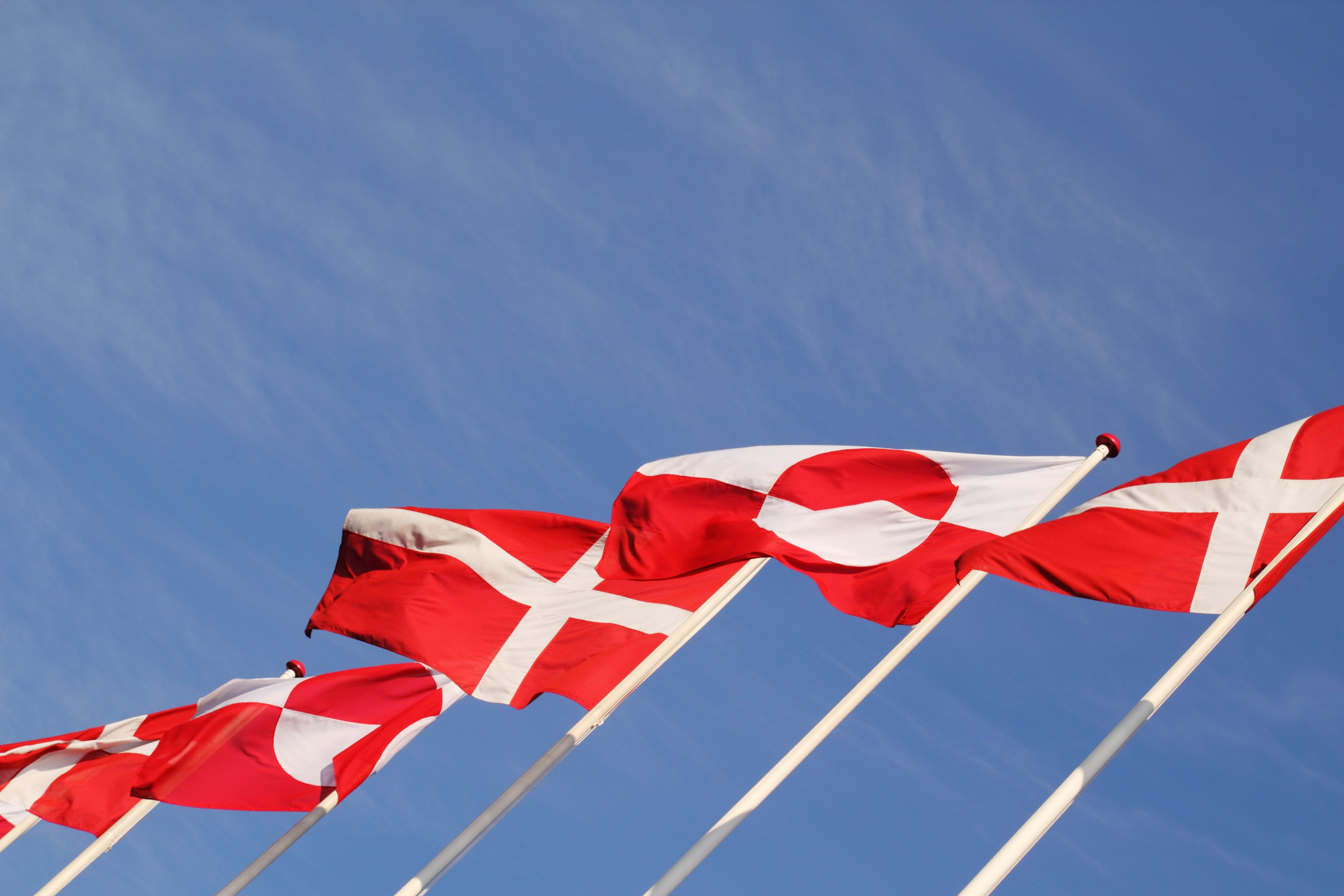 Fewer Greenlanders hold moderate positions on the question of independence from Denmark than in the past, new polling finds. (Getty)