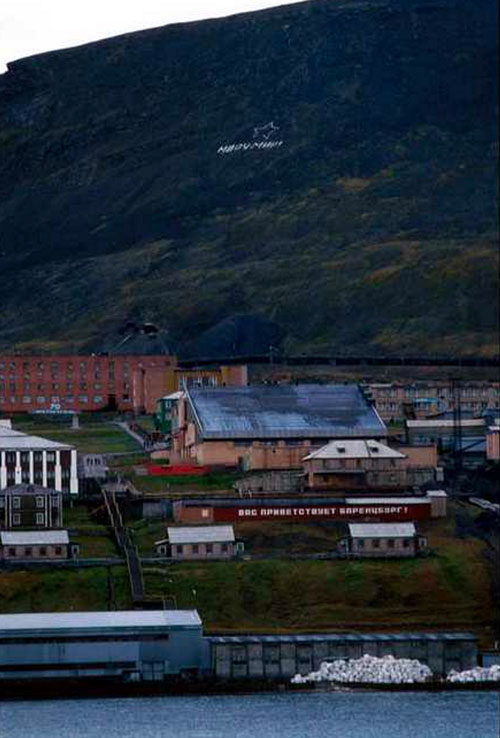 Tourism outdoes coal in Svalbard settlement