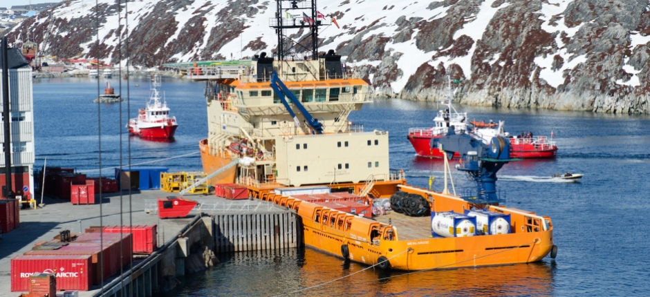 Greenland's national oil company is downsizing