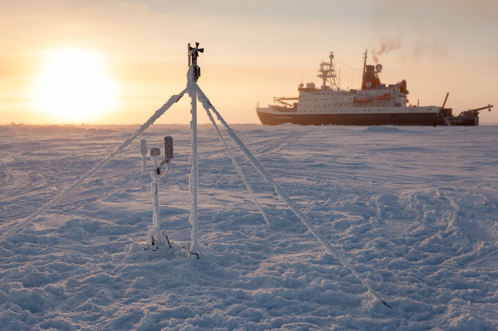 For Brussels, there's no Arctic business without the science business