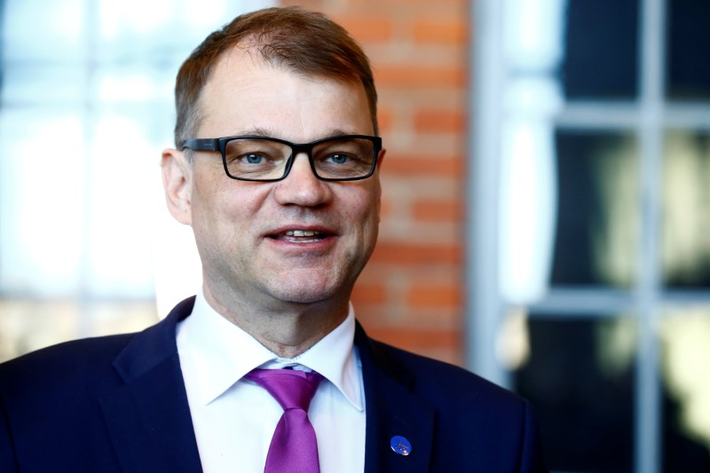 U.S. withdrawal from climate deal would be 'big setback': Finnish PM