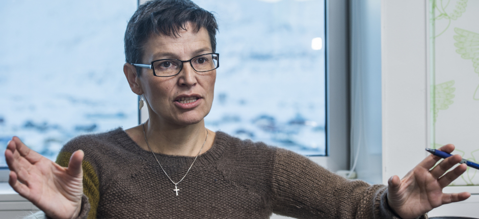Suka K. Frederiksen, Greenland's the current foreign minister, has withdrawn a UN complaint lodged by her predecessor. (The Arctic Journal)