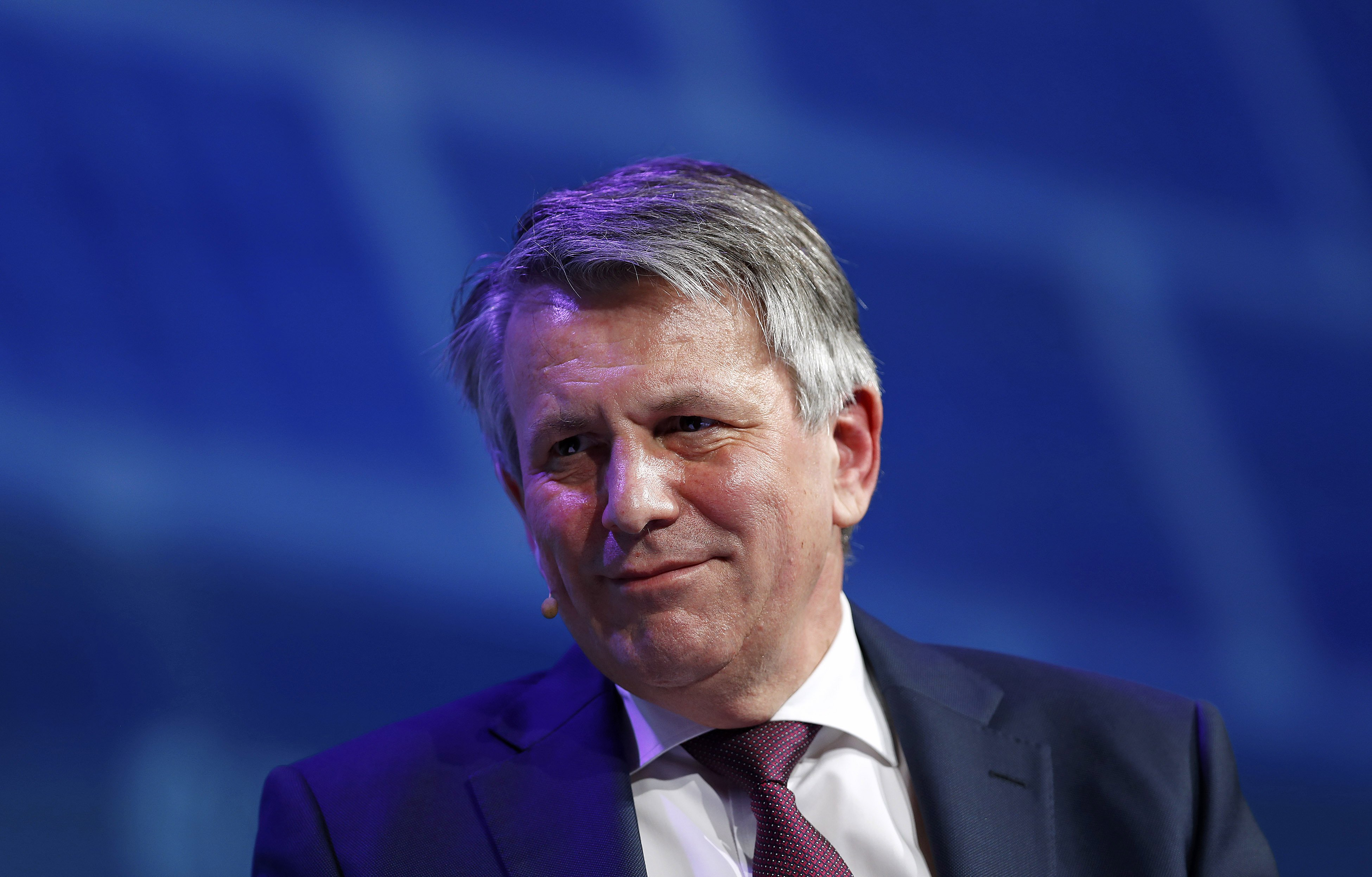 Shell CEO says climate change is real, but energy demand growth is 'unstoppable'