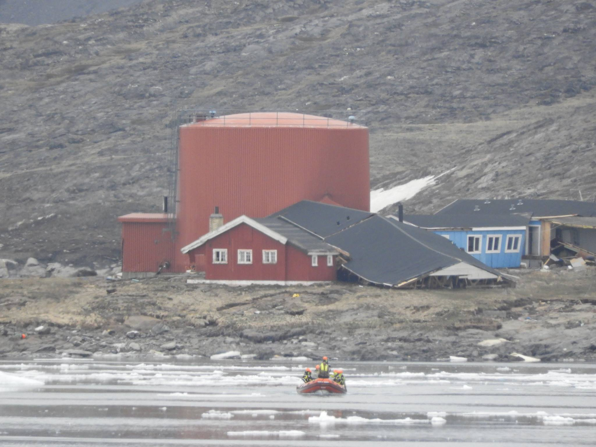 A future landslide-triggered tsunami in Greenland could be a lot bigger than experts first thought