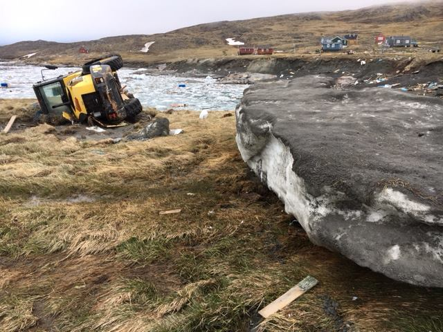 Arctic remains at risk from tsunamis, experts warn