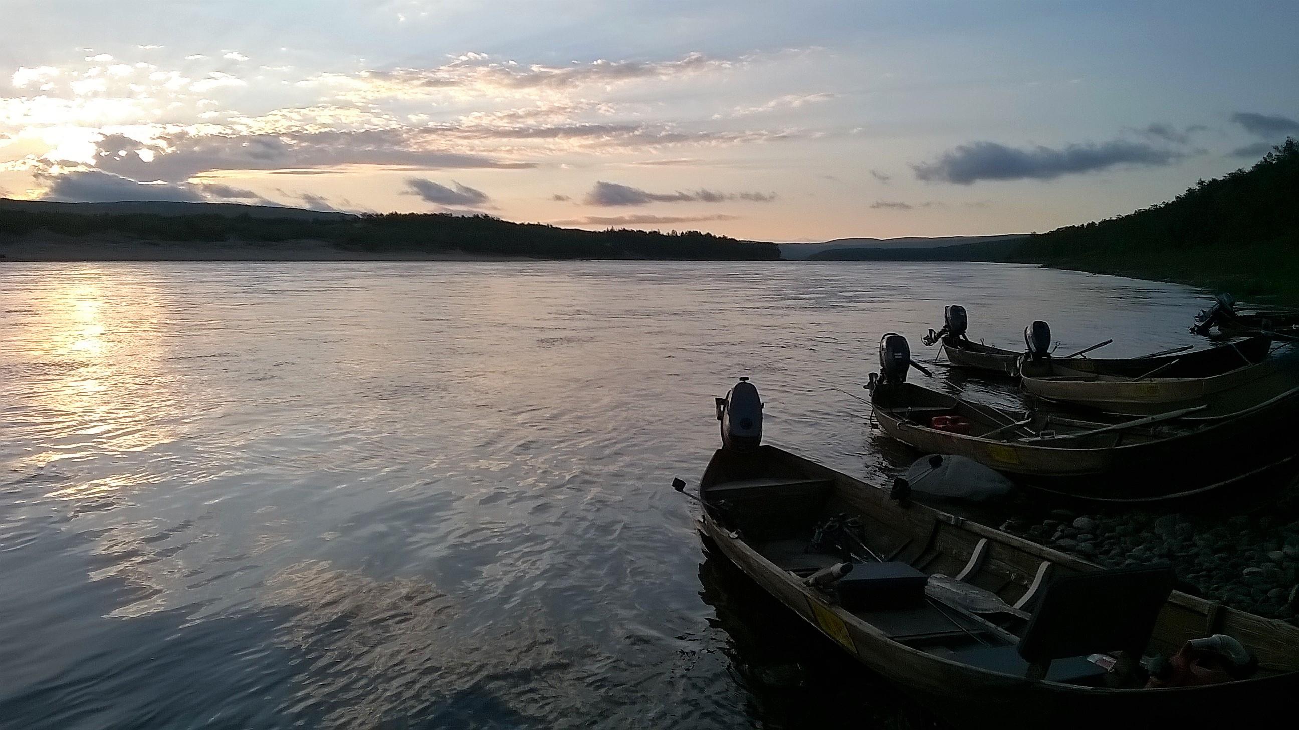 Deatnu River/Tana River (Ilkka Jukarainen / CC via High North News)