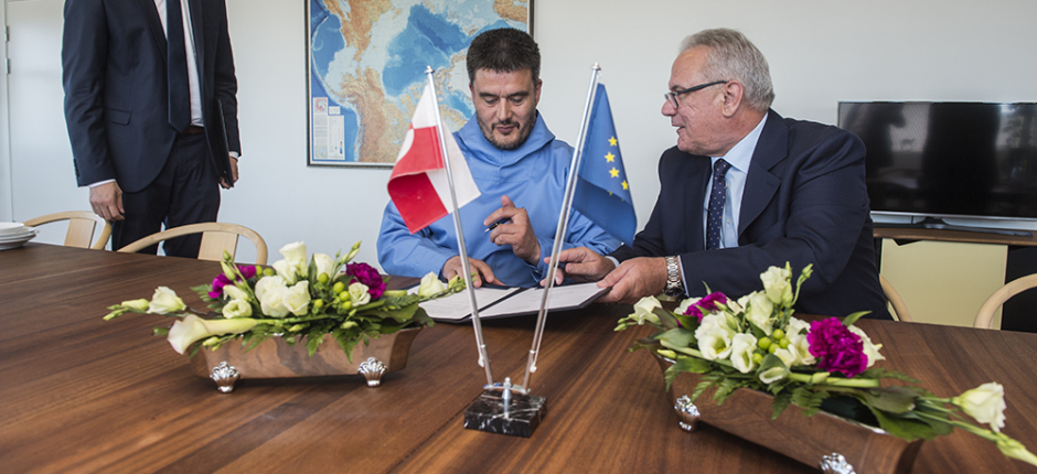 EU education funding is an 'important signal' of partnership with Nuuk