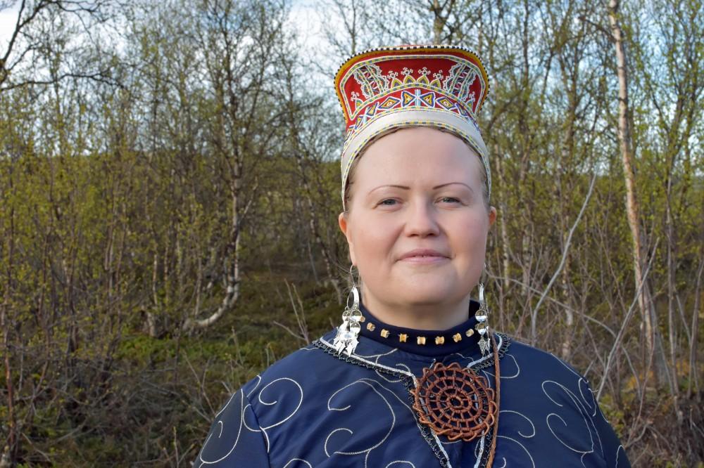 Tiina Sanila-Aikio is President of the Finnish Sámi Parliament. (Thomas Nilsen / The Independent Barents Observer)