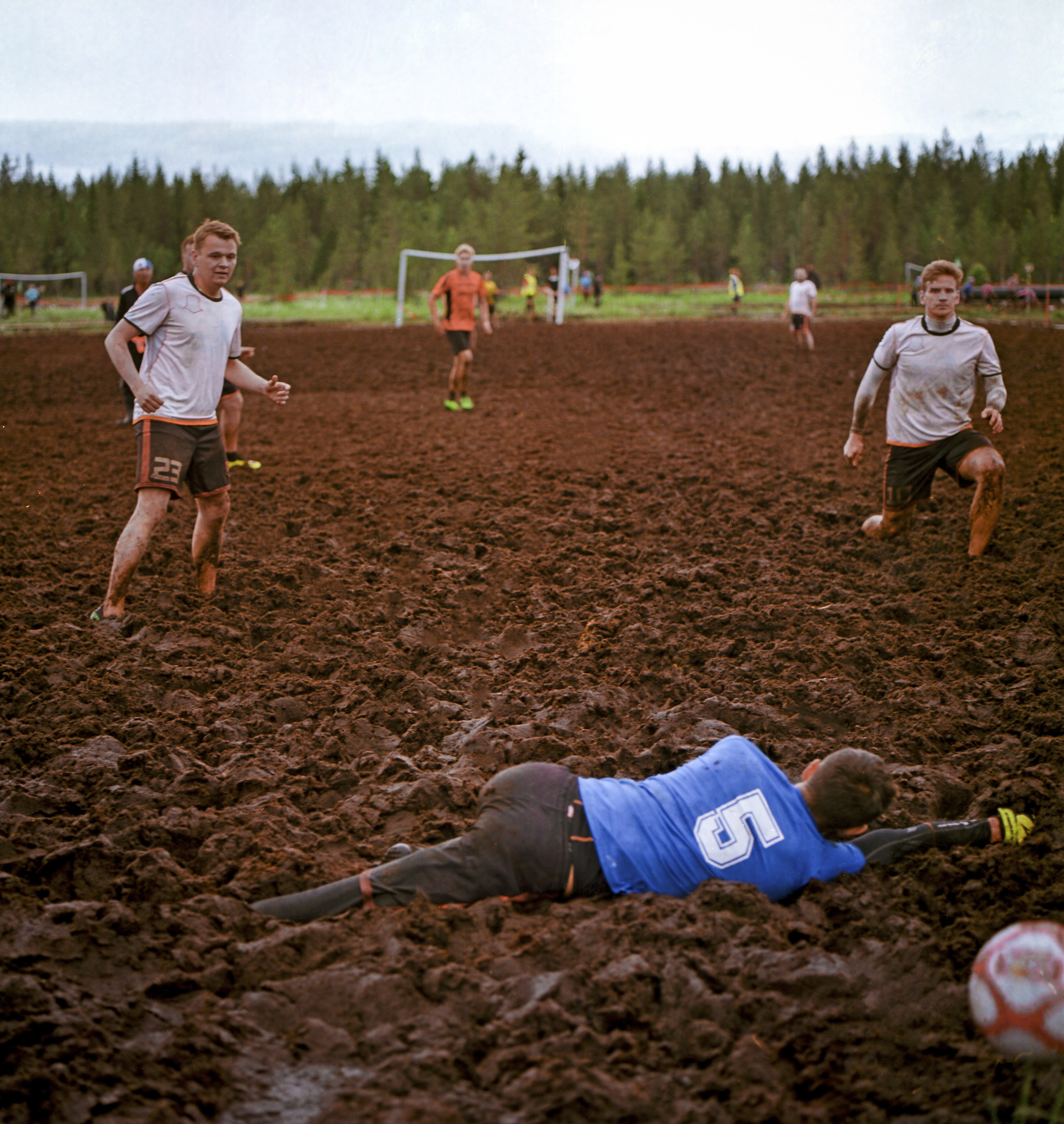 25 of the strangest sports in the world
