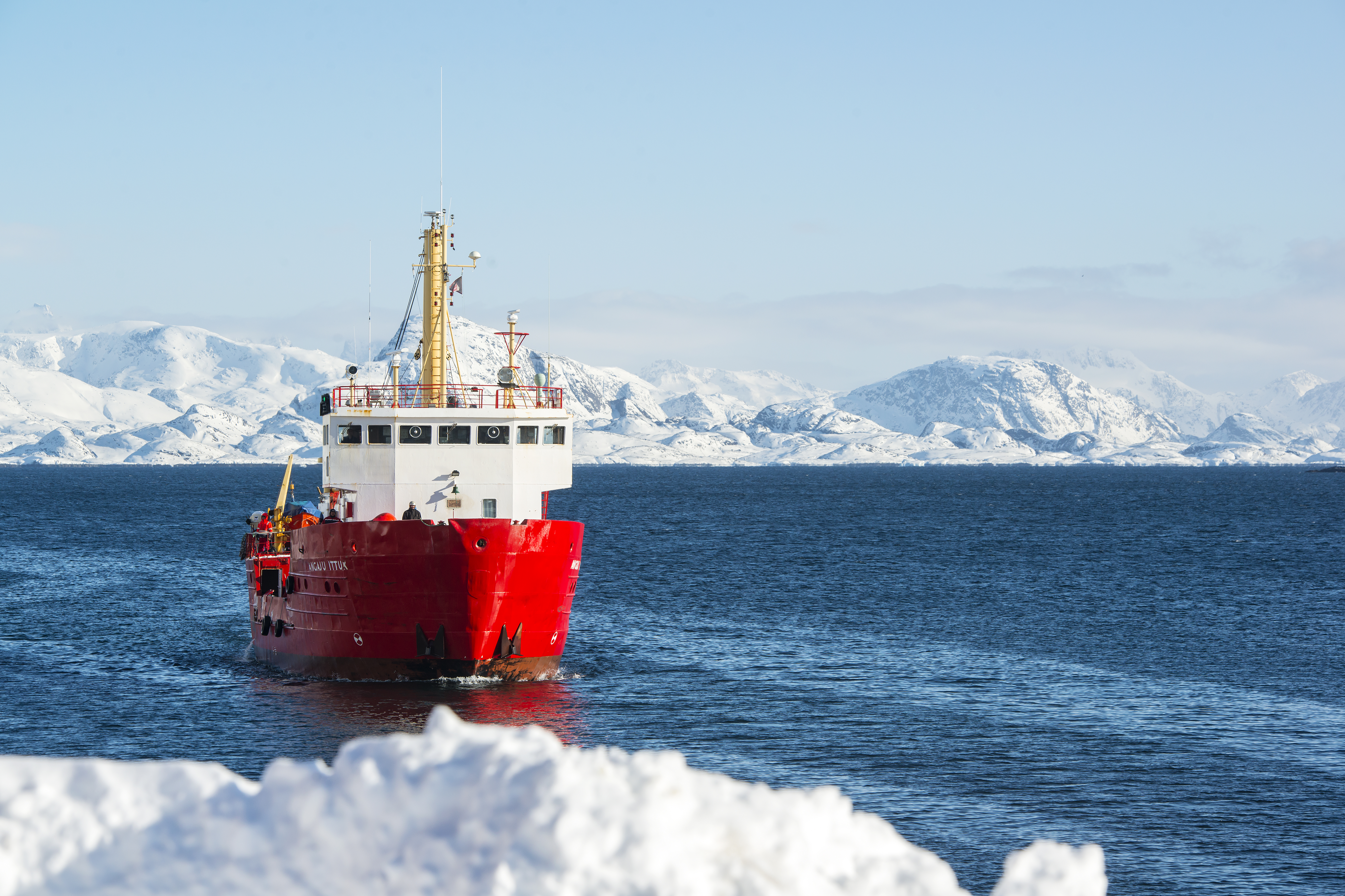 IMO says it will address Arctic heavy fuel oil regulation