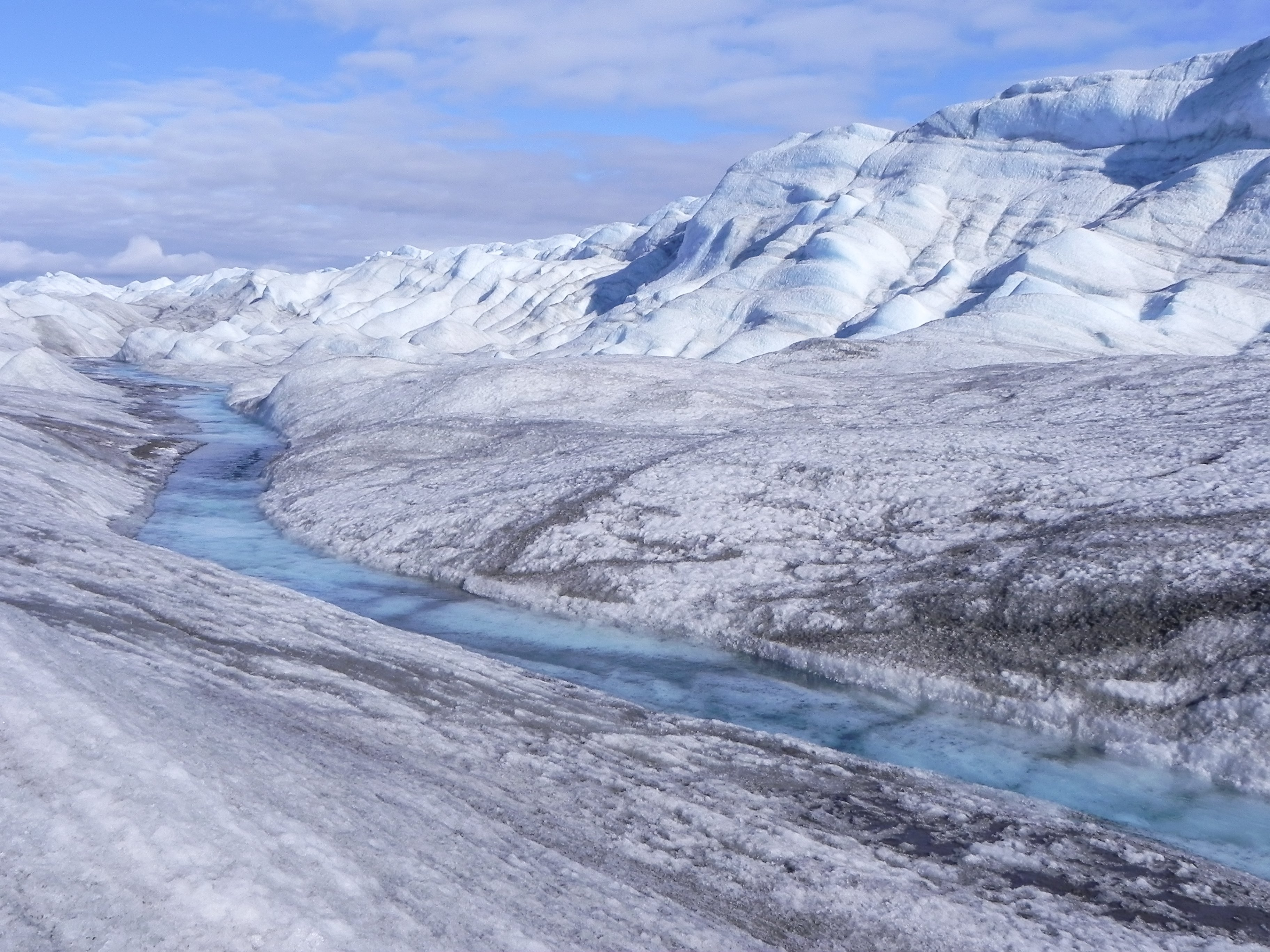 Industrial pollution might be a lot more widespread in Greenland's ice sheet than we thought