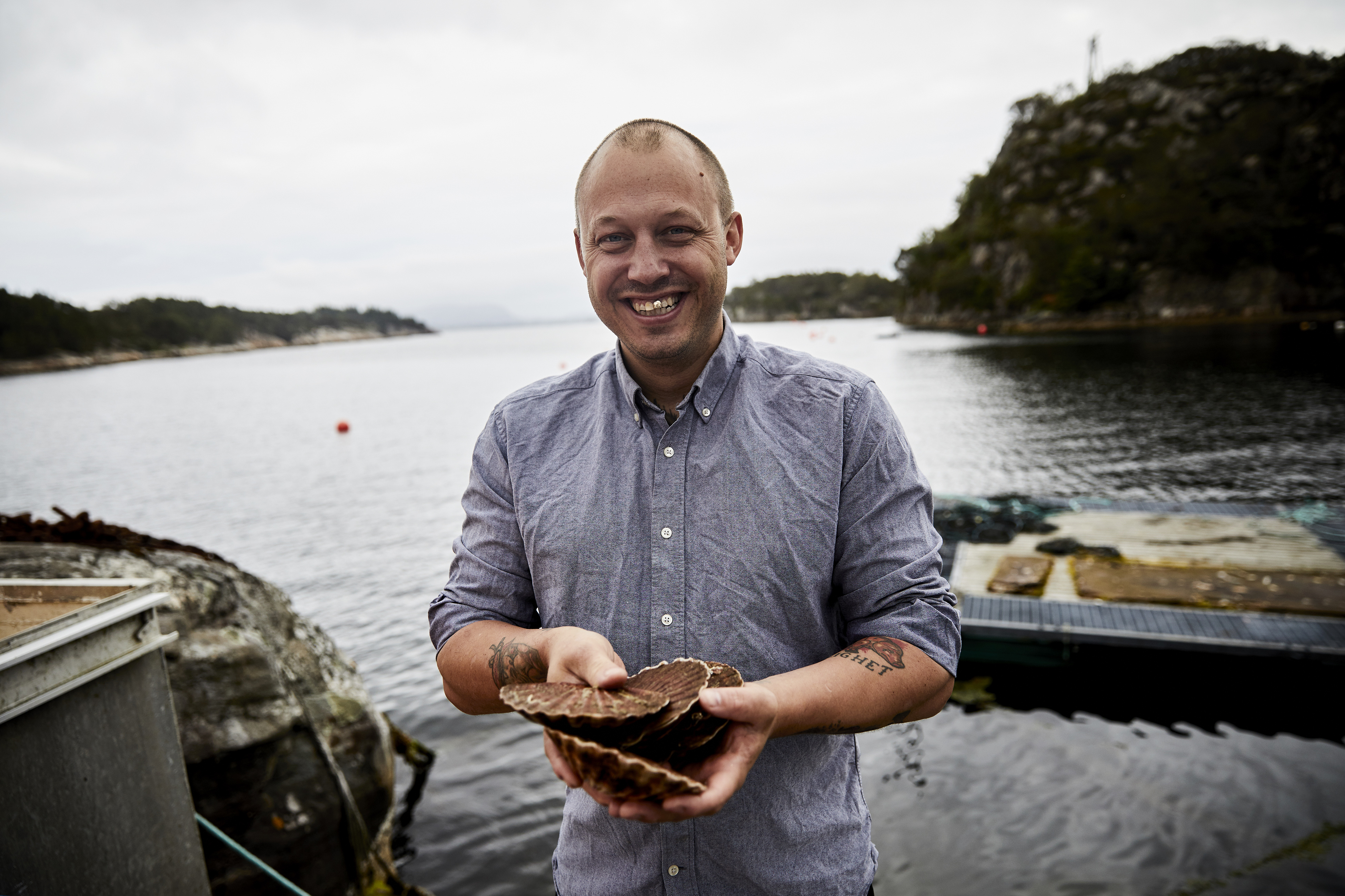 North of Nordic: A Young Chef Invents 'Neo-Fjordic' Cuisine