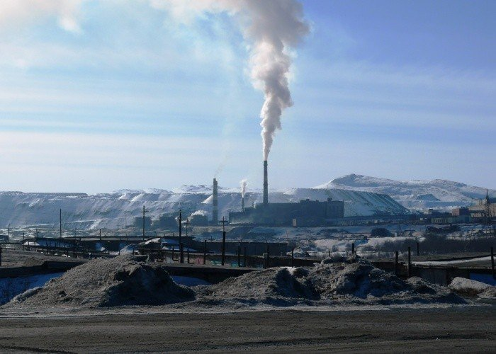 Nornickel announces sharp drop in emission from border polluter