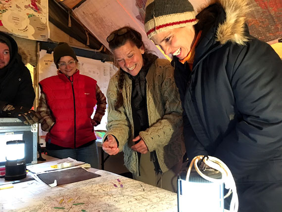 Canada's science minister promotes Arctic research, traditional knowledge