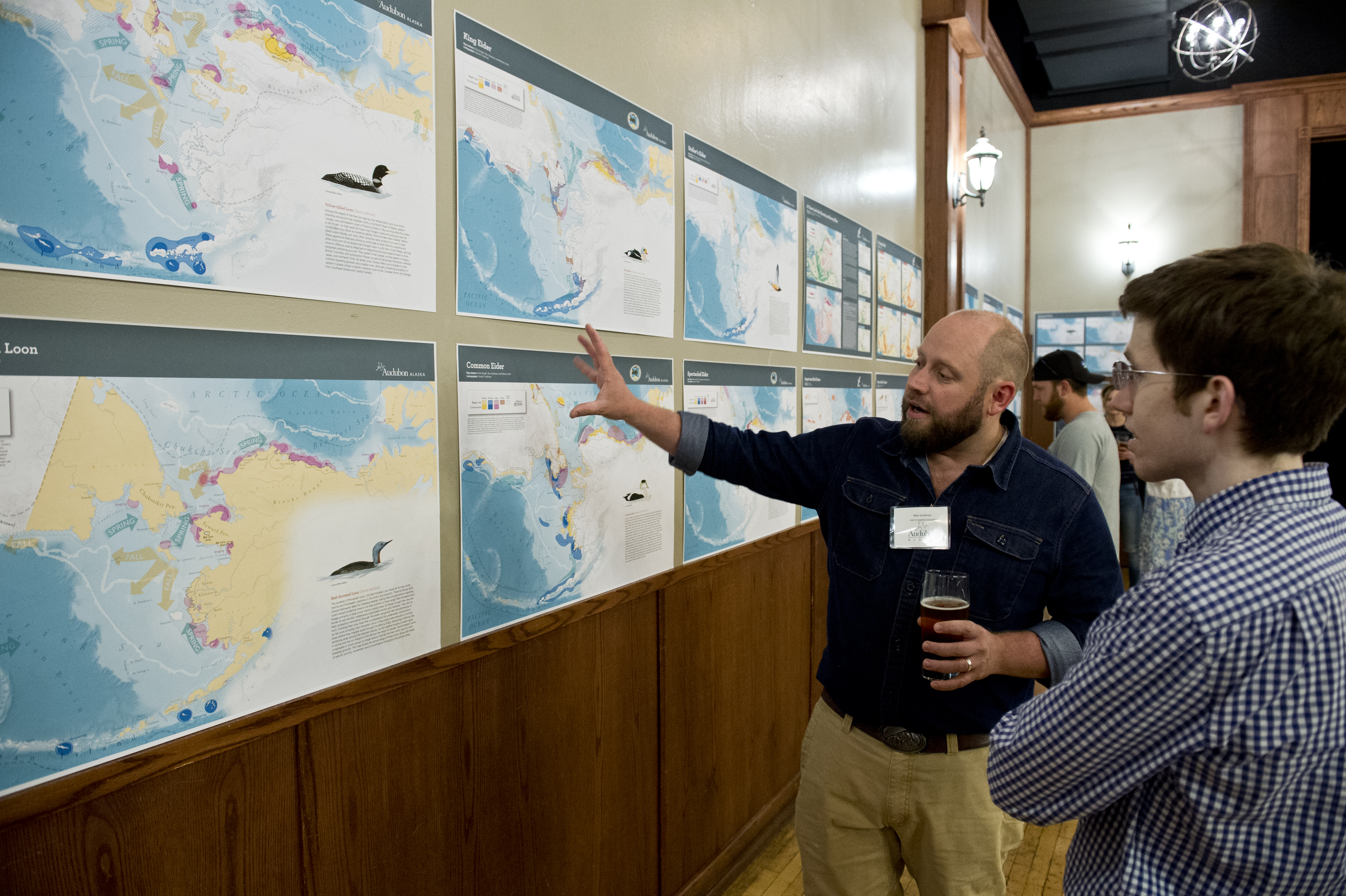 New Arctic Alaska marine atlas details ecosystems of the changing region