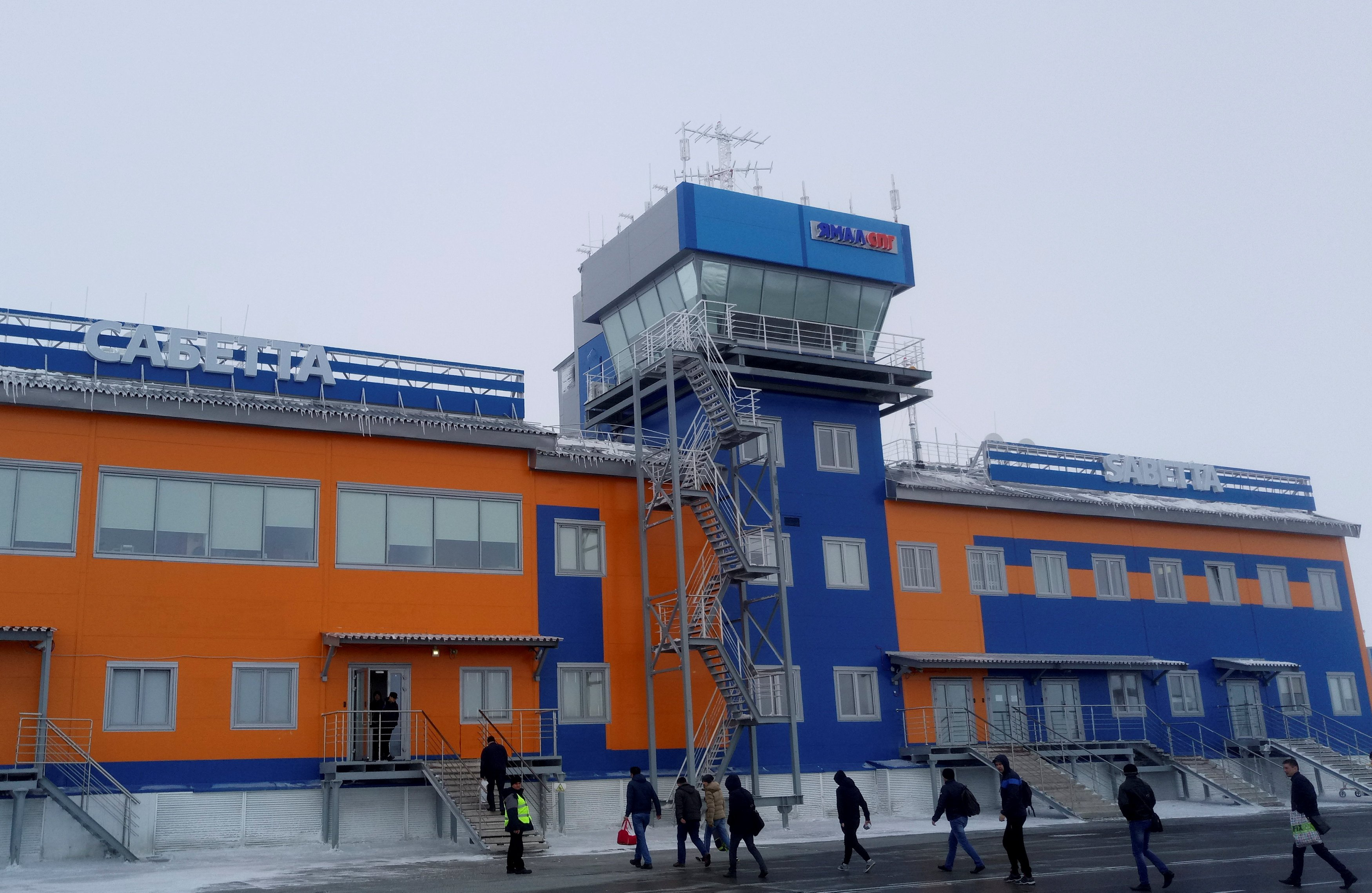 Sabetta airport closes as coronavirus spreads across Russia's Arctic oil and gas fields