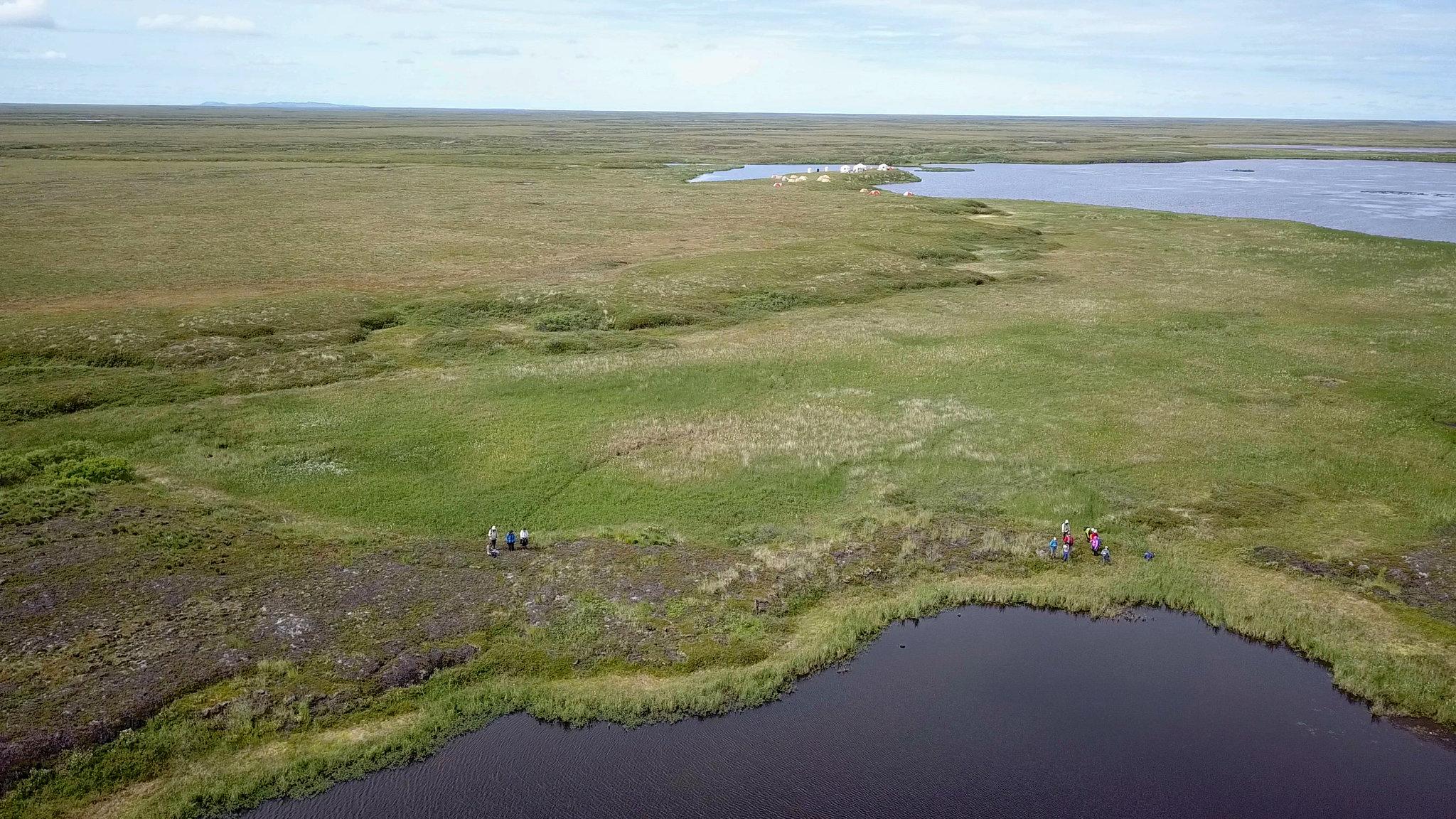 Alaska's permafrost is thawing